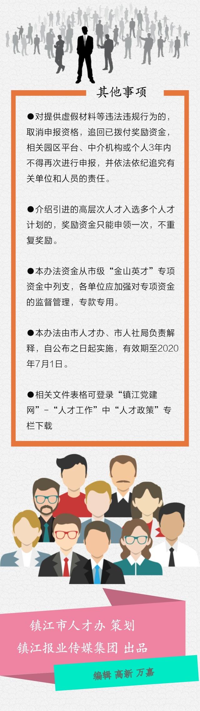 """2018年""""金山英才""""计划:重奖伯乐!引才进镇江最高奖励20万!"""
